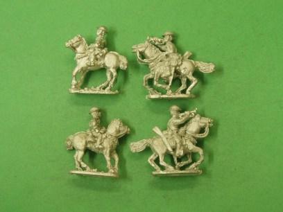 WBC03 Cavalry, Steel Helmet, Command
