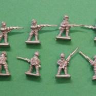 WTI02 Infantry Firing Line