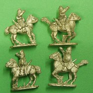 HI02 Heavy Cavalry on unarmoured horse