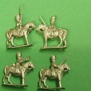 HI44 Madras Presidency Sepoy Cavalry Command