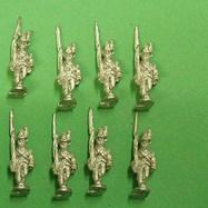 HI45a John Company/British Grenadiers/Light Infantry in Tarleton