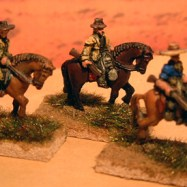 IW06 US 7th Cavalry personalities: Custer, Custer, Cooke