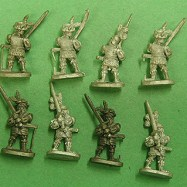 LAN01Landsknecht Doppel Soldiers