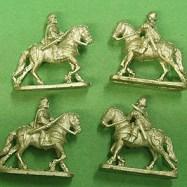 LAN25 Burgundian/French Mounted Longbowmen