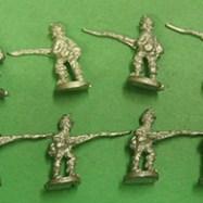 MAX18 Mexican Republic Infantry , Shako