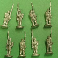 MAX19 Mexican Republic infantry, Full Dress