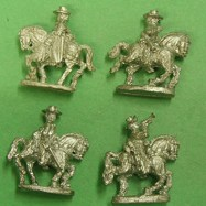 MEX07 Mexican Cavalry Command , Presidential Coy