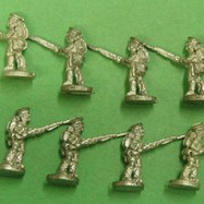 MEX09 US Regular Infantry Full Pack, Advancing