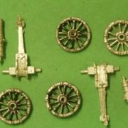 NAG06 British 9pdr Gun x 2