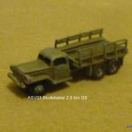 ASV03 Studebaker 2.5 ton GS