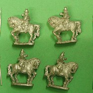 PAR12 Paraguayan Cavalry, Service Dress, shako, lance