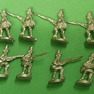 PAR02 Paraguayan Infantry, poncho & kilt