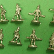 PAR20 Paraguayan Artillery Crew