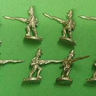 PAR03 Paraguayan Infantry, loin cloth