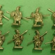 RT10 Early Janissary Spearmen
