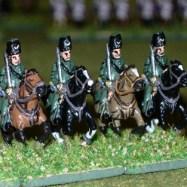 RWB25 Queen's Rangers / Simcoe's Hussars