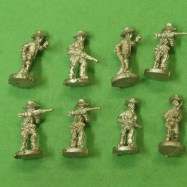 SWA10 Rough Riders / Dismounted cavalry
