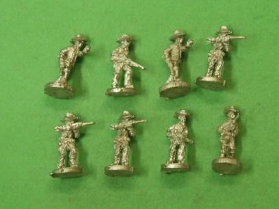 SWA10 Rough Riders / Dismounted cavalry