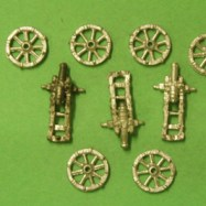 SYG02 3pdr Battalion Guns x 2