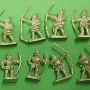 TW10 Mid tudor Longbowmen