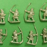 TW02 Early Tudor Longbowmen