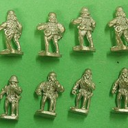 TW05 Early Tudor Unarmoured Pikemen