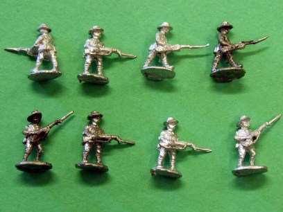 WAI01 Anzac infantry Advancing
