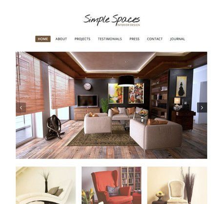 Simple Spaces
