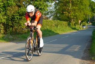 Chris Standidge - time trial May 16