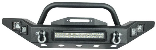 LED Front Bumper JK Paramount Automotive