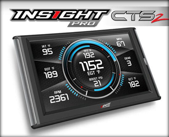 Edge Products (86100): Insight Pro CTS2 Tuner