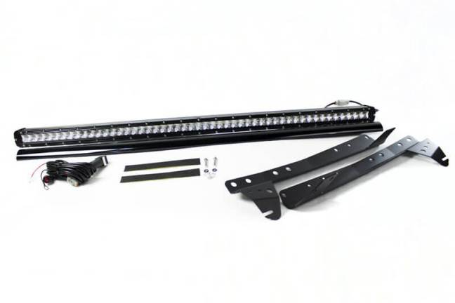Race Sport (RSJ074WD-SR): Stealth LED Light Bar Kit for 2007+ JK Wrangler