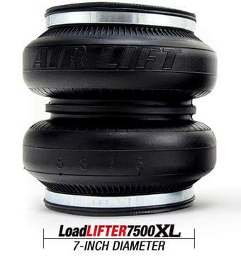 Air Lift: LoadLifter 7500 XL