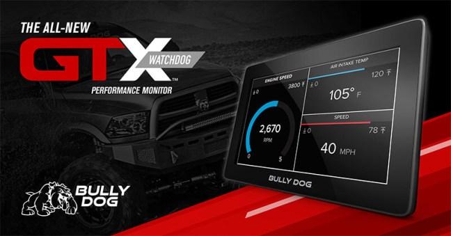 Bully Dog: GTX Watchdog Performance Monitor