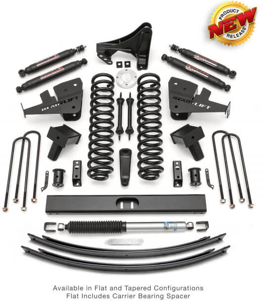 ReadyLIFT 8 Inch Big Lift Kit for Ford Super Duty