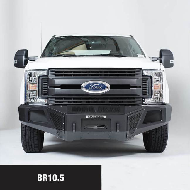 Go Rhino: BR10.5 and BR20.5 Bumper Replacements for '17-'18 Ford Super Duty