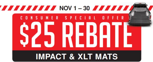 BedRug: Get $25 Back on Impact and XLT Mats