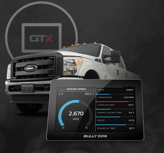 Bully Dog GTX Performance Tuner and Monitor