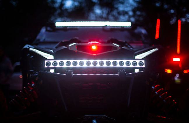 Vision X: XPL Curved Halo LED Light Bar