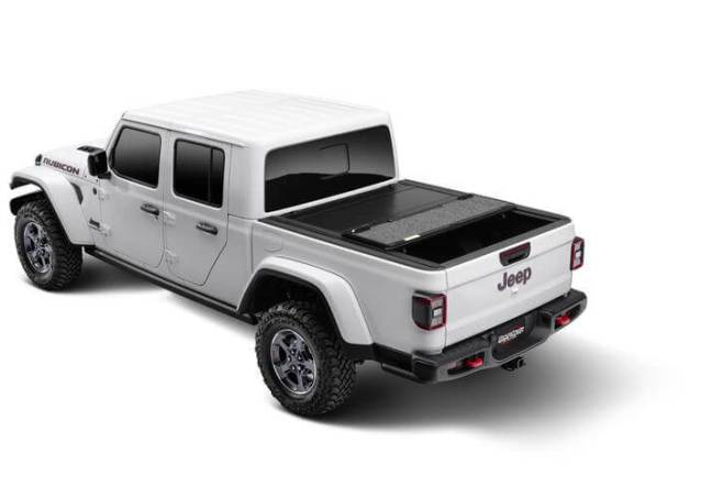 UnderCover Ultra Flex Truck Bed Cover for 2020 Jeep Gladiator UX32010