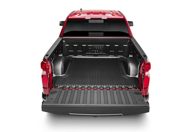 Rugged Liner Under Rail Bed Liner for 2019 Silverado New Body Style C58U19