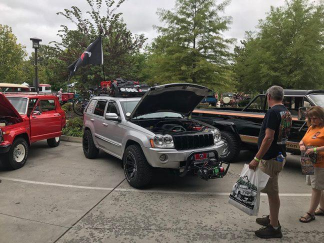 2019 Smoky Mountain Jeep Invasion