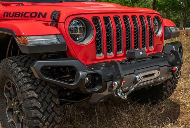 Rugged Ridge Venator Front Bumper for Jeep Wrangler JL and Gladiator 11549.41