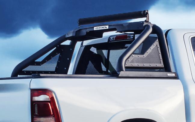 Go Rhino: Sport Bar 2.0—Now for '19-'20 Ram 1500