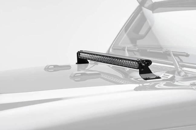 ZROADZ Hood Hinge LED Bracket for 18-19 Wrangler JL Z344831