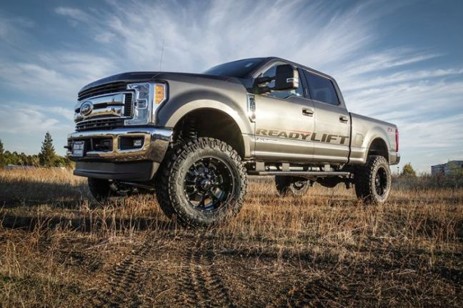 ReadyLIFT 6.5 Inch Lift Kit for 17-19 Ford Super Duty 49-2768