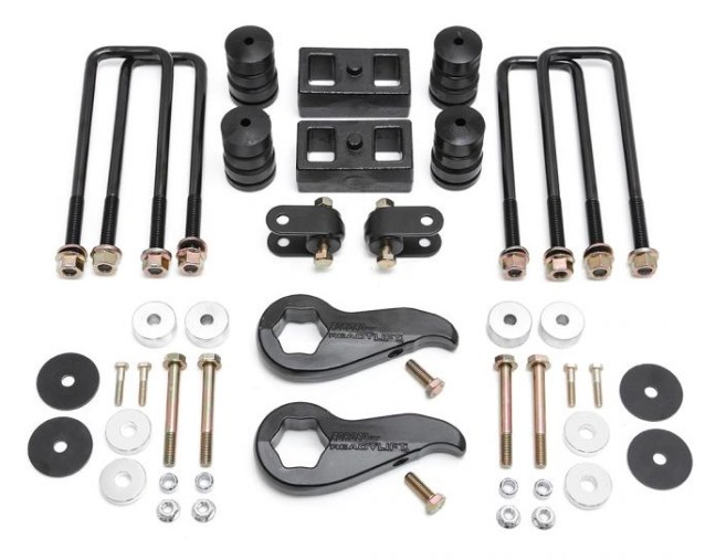 ReadyLIFT® Now Offers All-New 2020 GM HD Leveling & SST Lift Kit