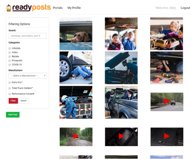Social Media Made Easy with ReadyPosts