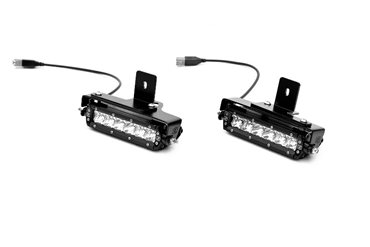 ZROADZ (Z385881-KIT): Rear Bumper LED Kit for `19-`20 Ford Ranger