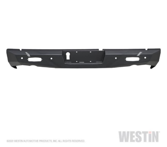 WESTiN: Pro Series Rear Bumper